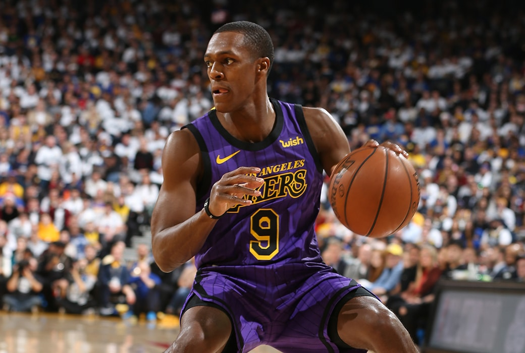 Rajon Rondo Will Miss 4-5 Weeks Due To Finger Surgery