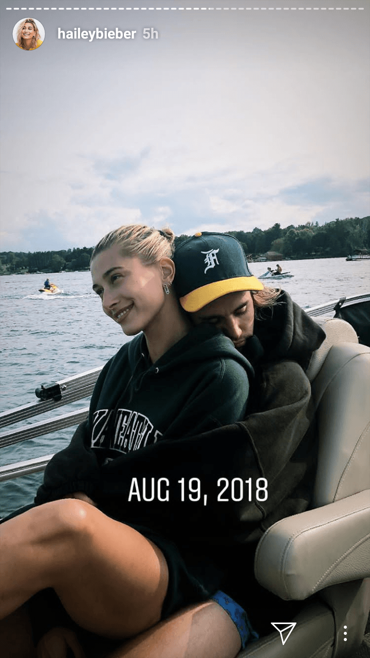 Hailey Baldwin Shares New Personal Pictures With Justin Bieber