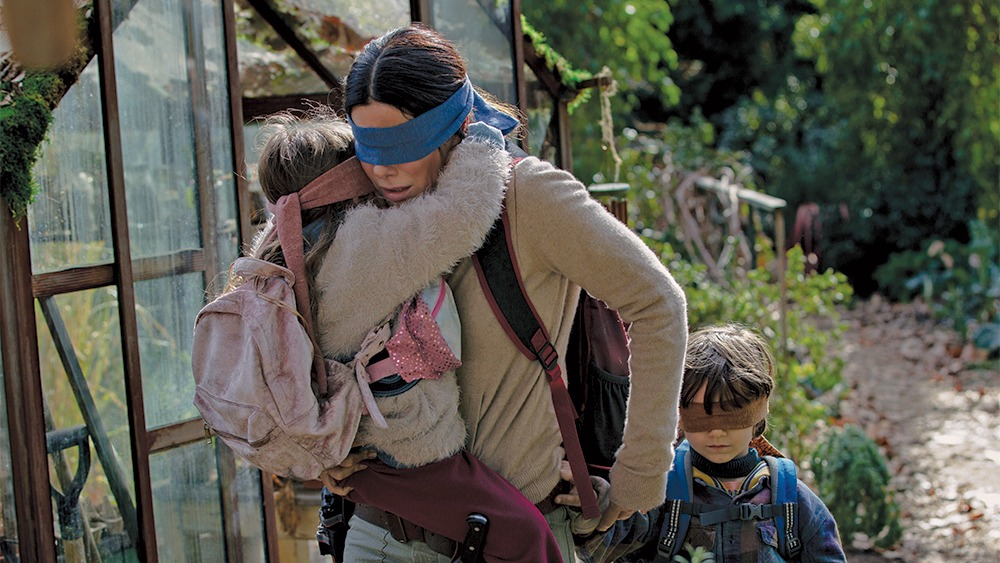 A Deleted Scene From Bird Box Shows What The Creatures Look Like -- So Unexpected!