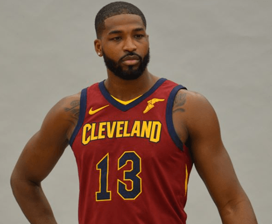Tristan Thompson Is Reportedly Fined 15k For Giving The Middle Finger During Cavs Vs. Nets Game