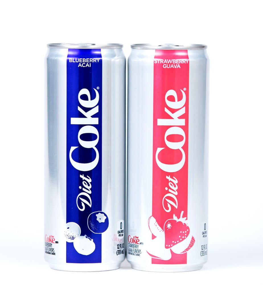 Diet Coke Released Two New Unique Fruity Flavors