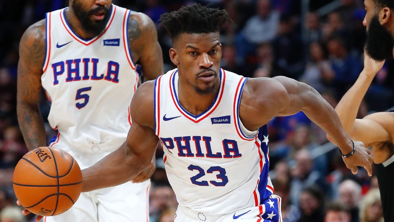 Jimmy Butler Clashes With Head Coach Brent Brown