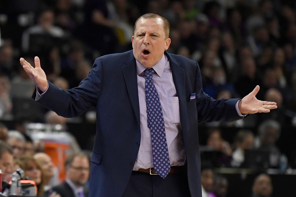 Tim Thibodeau Fired From Coaching The Minnesota Timberwolves