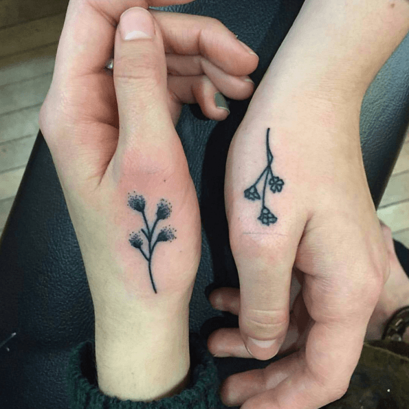 50 Best Couples Tattoos 1551275400