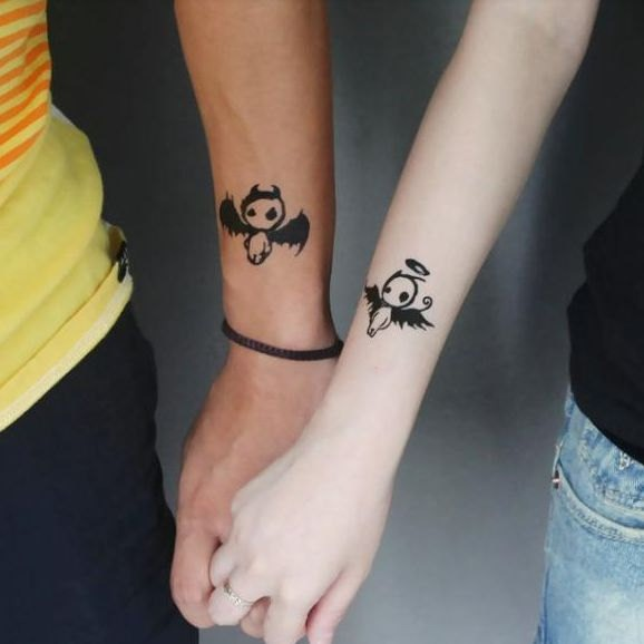 50 Best Couples Tattoos 1862109154