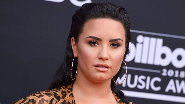 Demi Lovato Slams Instagram For Fat-Shaming Ad