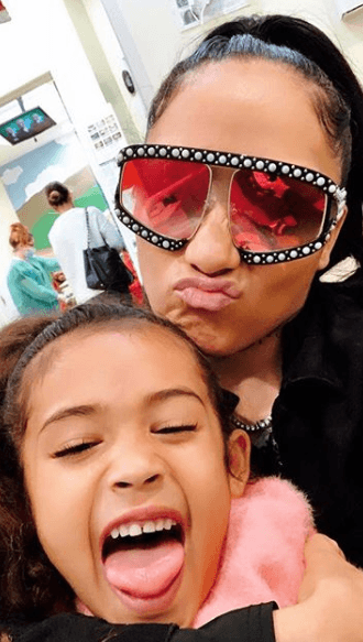 Chris Brown's Baby Mama Nia Guzman's Home Burglarized