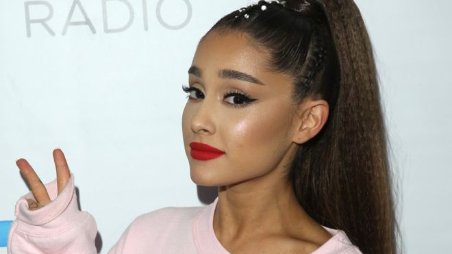 Ariana Grande Gives Shout Out To Fenty Beauty In #8220;Make Up#8221;