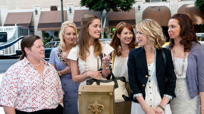 Chris O'Dowd Says Bridesmaids Was Just Too Perfect For A Sequel