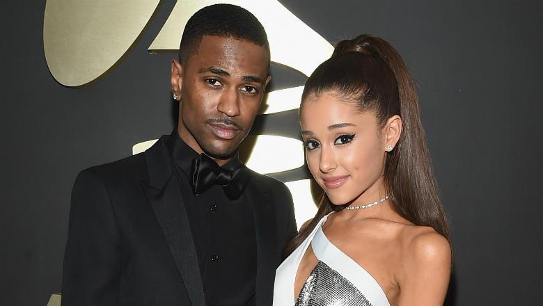 Ariana Grande And Ex Big Sean Seen Getting Cozy