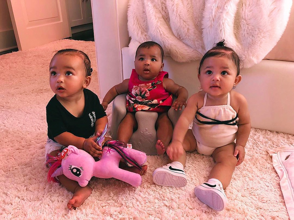 The Kardashian's Are Trademarking North, Saint, Chicago, Stormi, and True's Names