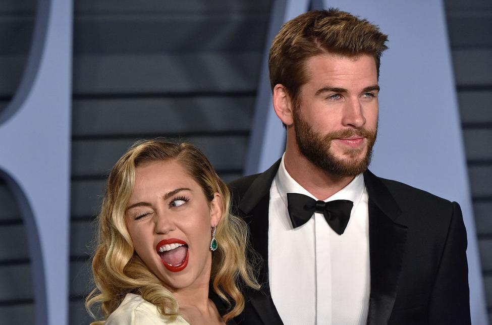 Liam Hemsworth Reveals That Miley Cyrus Took His Last Name After Marriage