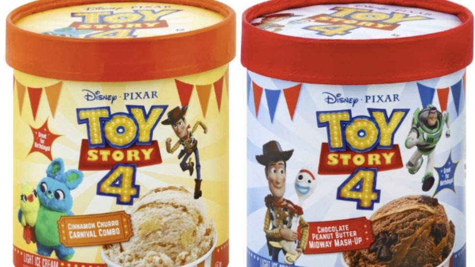 Edy's Toy Story 4 Ice Cream Is Coming To Stores Soon!