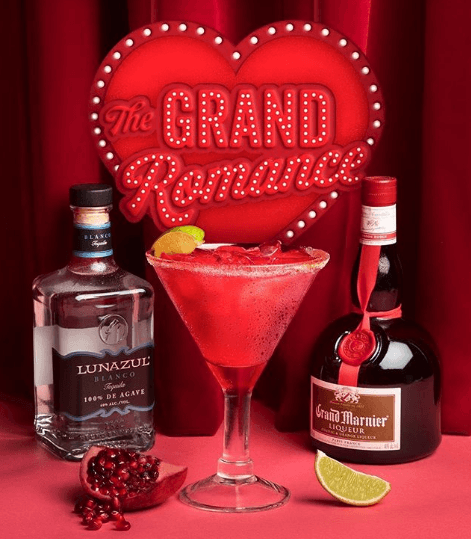 "Chili's Is Selling $5 ""Grand Romance"" Margaritas This Month!"
