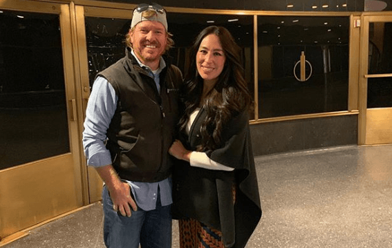 Chip And Joanna Gaines Are Opening A Coffee Shop