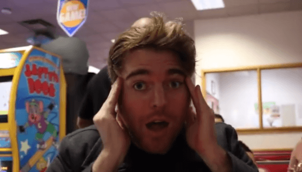 Shane Dawson Has The Internet In Awe With Chuck E. Cheese Pizza Conspiracy Theory