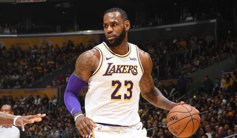 b7aaade6822 LeBron James Not Happy About The Current Los Angeles Lakers Roster ...