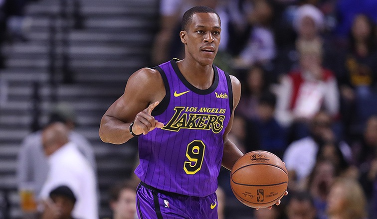 Rajon Rondo Is Hoping For A Return To The L.A. Lakers