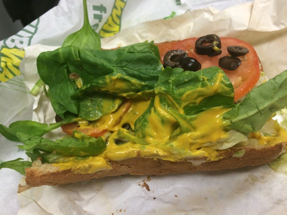 21 Subway Sandwich Fails