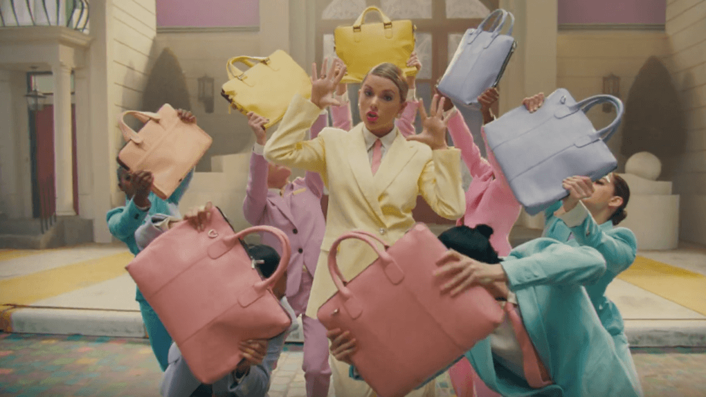 """Taylor Swift's """"ME!"""" Music Video Is Like Being In An Epic Colorful Dream"""