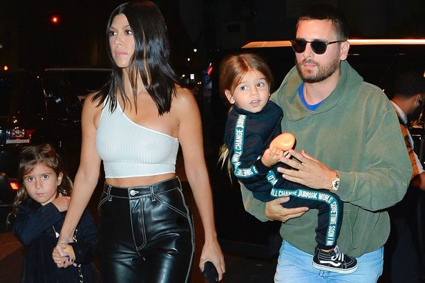 Healer Tells Scott Disick And Kourtney Kardashian That They#8217;re #8220;Soulmates#8221;