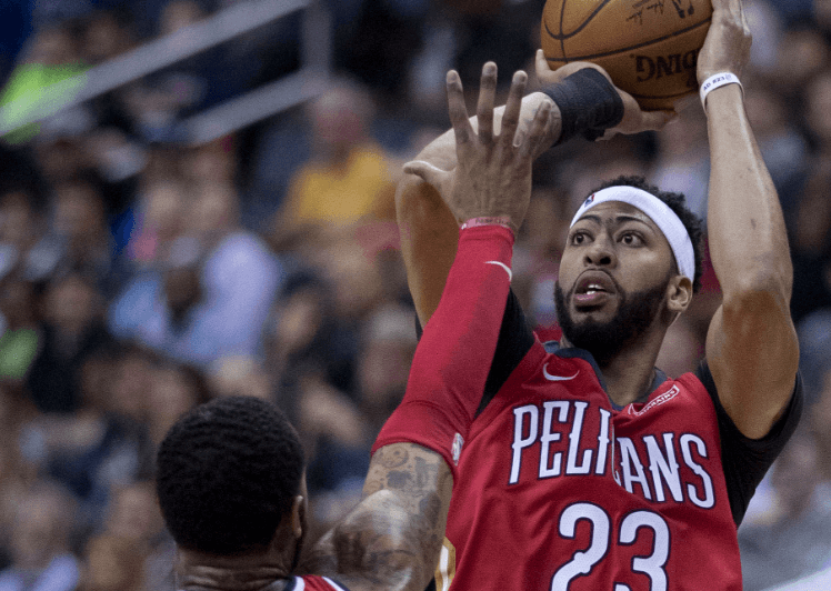 Anthony Davis Not Sure What Will Happen With The Pelicans