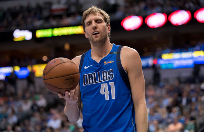 Dirk Nowitzki Officially Announces His Retirement From The NBA