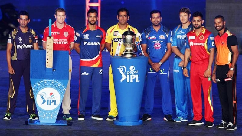 List Of All The IPL Winners Played Till Now.