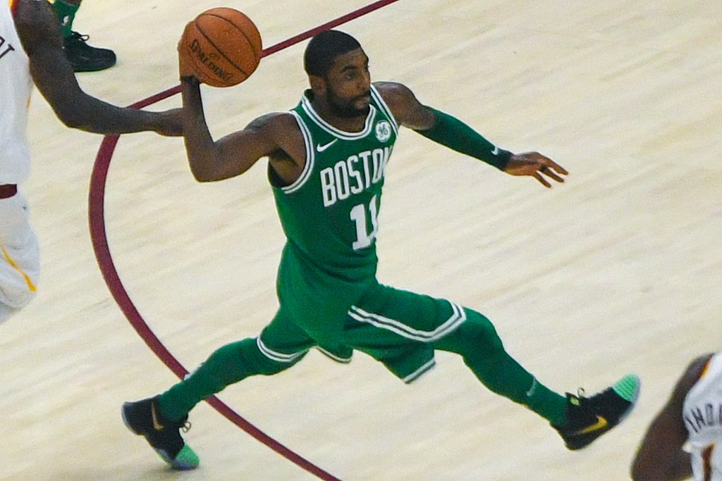 Kyrie Irving Could Be Joining LeBron James In Los Angeles