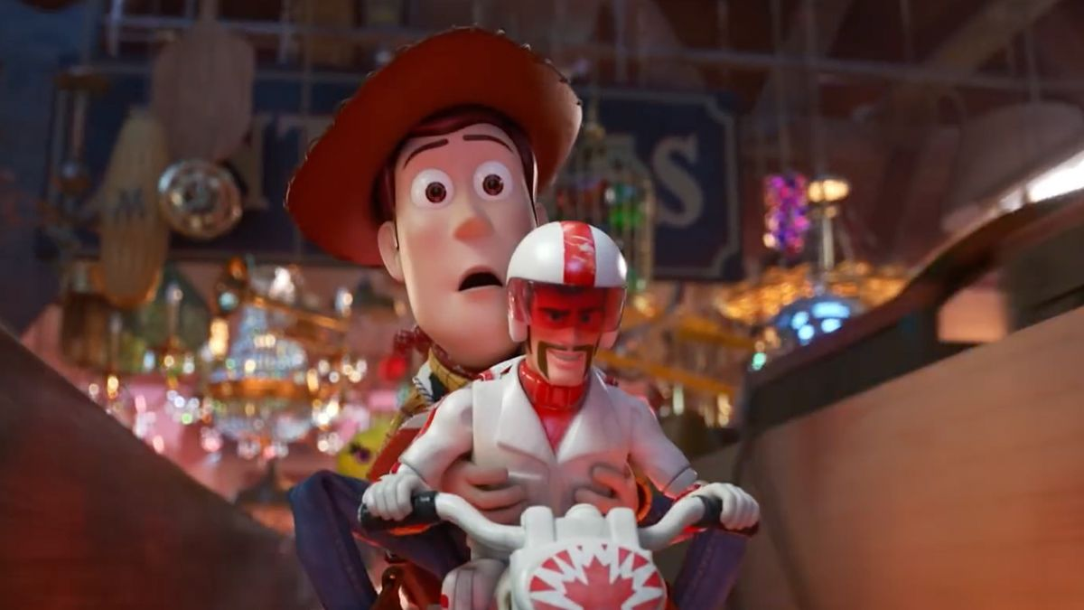 The Official Toy Story 4 Trailer Is Here, And It's Full Of Excitement