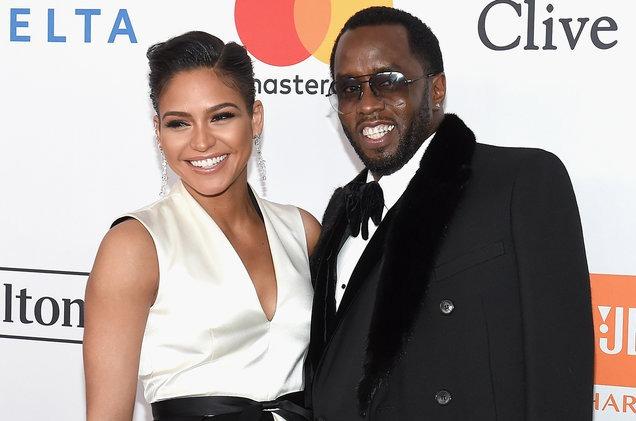 P Diddy Congratulates Ex Cassie On Her Baby News