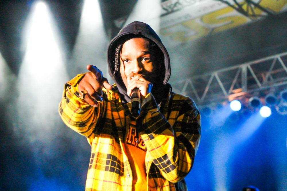 A$AP Rocky Pleads Not Guilty To Charges In Sweden