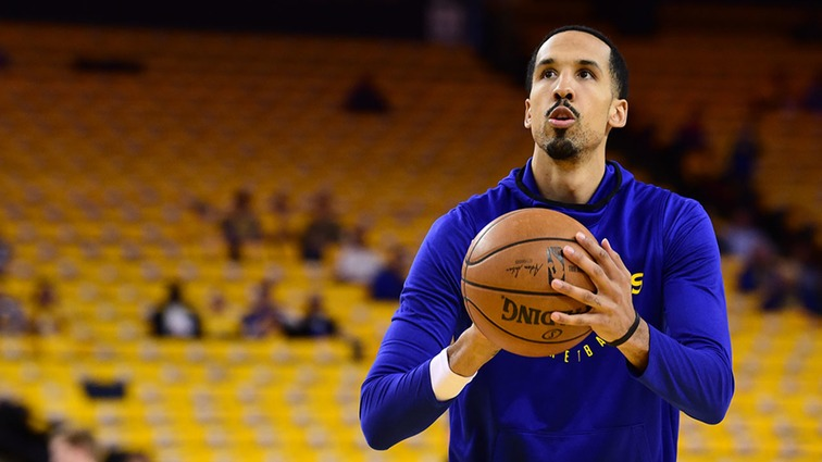 Shaun Livingston Has Been Waived By Golden State Warriors