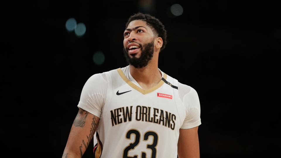 Anthony Davis Determined To Win NBA Championship