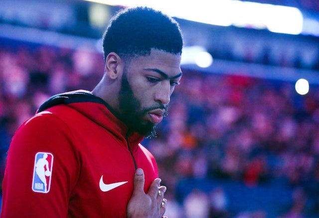 Lakers Anthony Davis Reveals His New Jersey Number