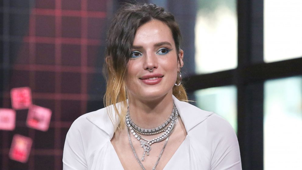 Bella Thorne Refers To Herself As Being Pansexual 687162353