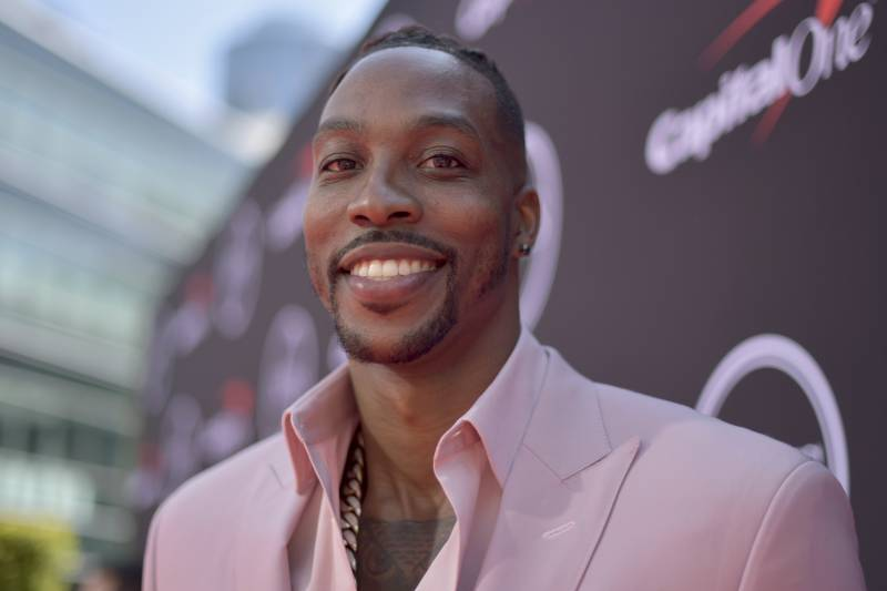 Dwight Howard Opens Up In Interview #8220;I'm not gay""
