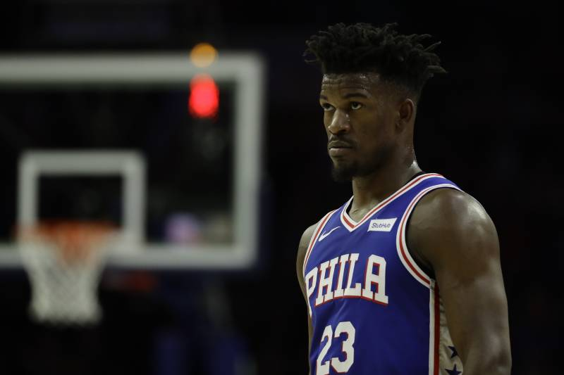 Jimmy Butler Headed To Miami Heat, Sixers Get Al Horford