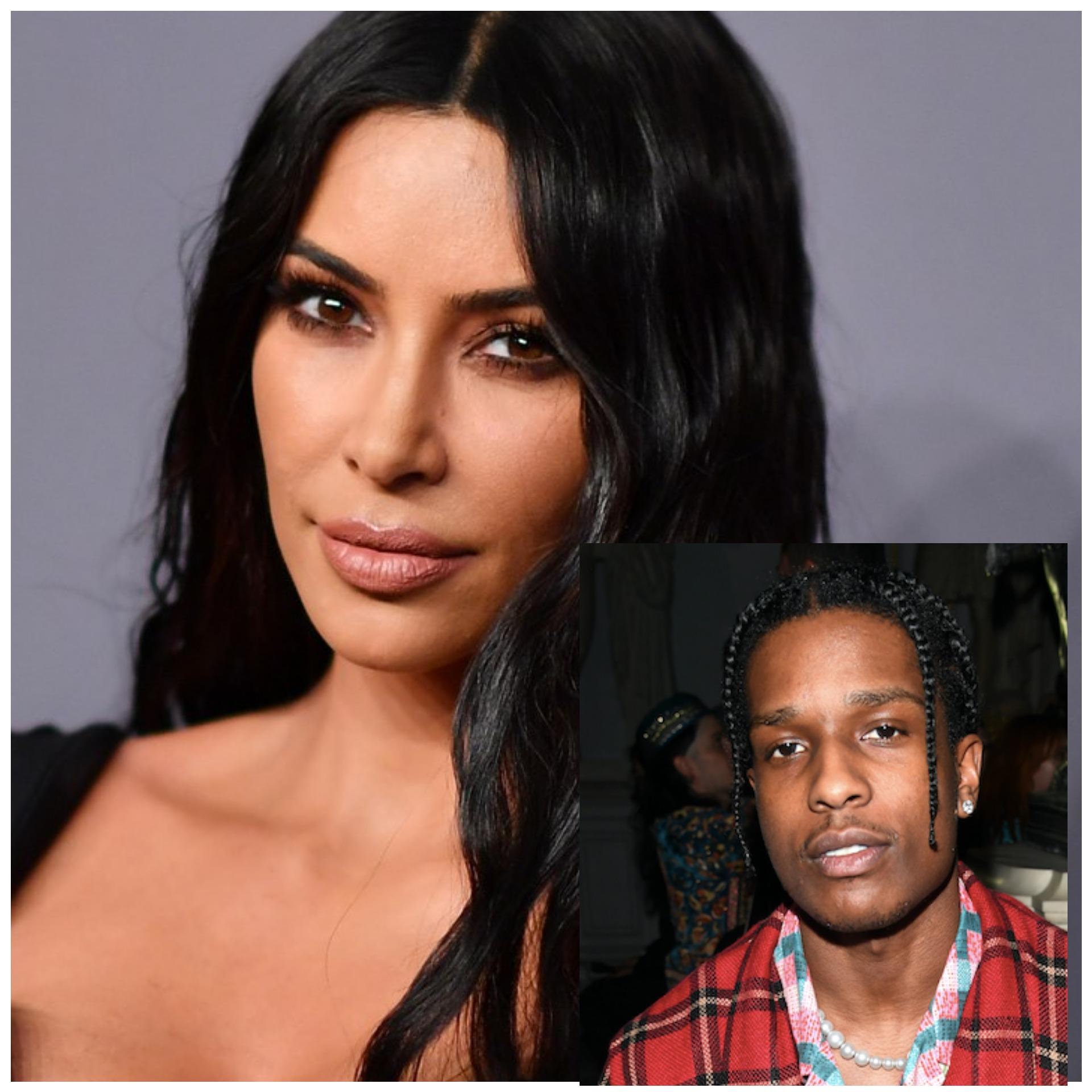 Kim Kardashian West Thanks Trump For Helping Free A$AP Rocky