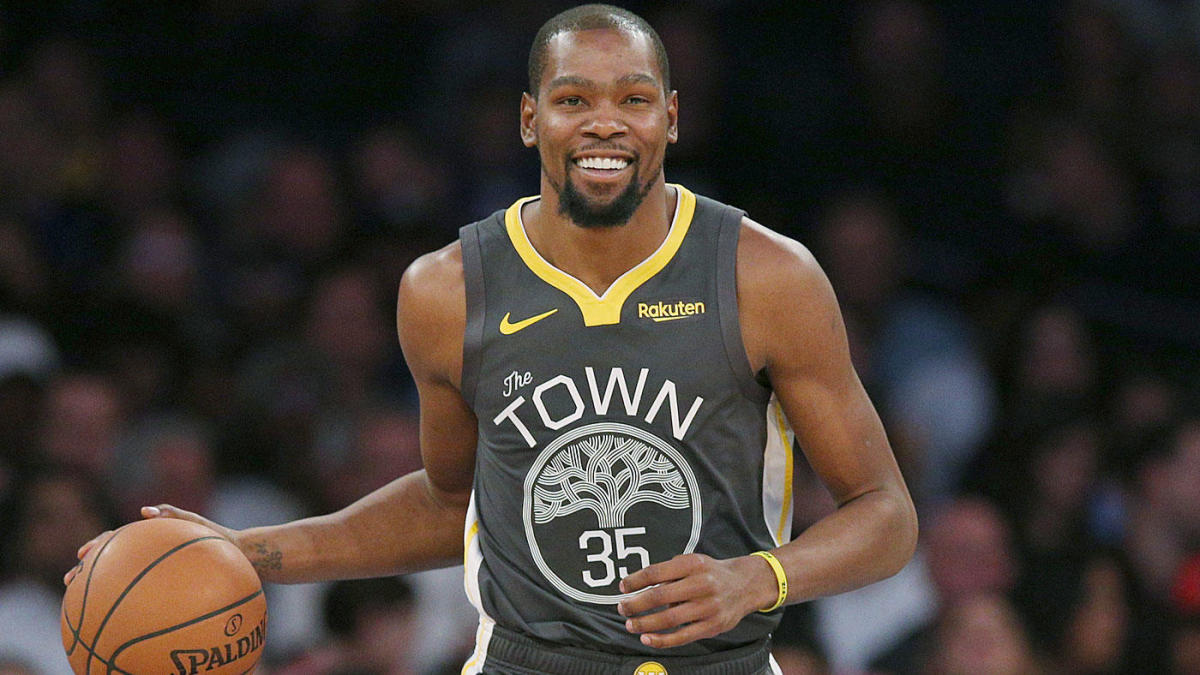 Kevin Durant Will Be Wearing No.7 Jersey While Playing For Brooklyn Nets