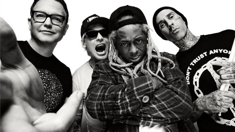 Lil Wayne Confirms He Is Not Quiting Blink 182 Tour