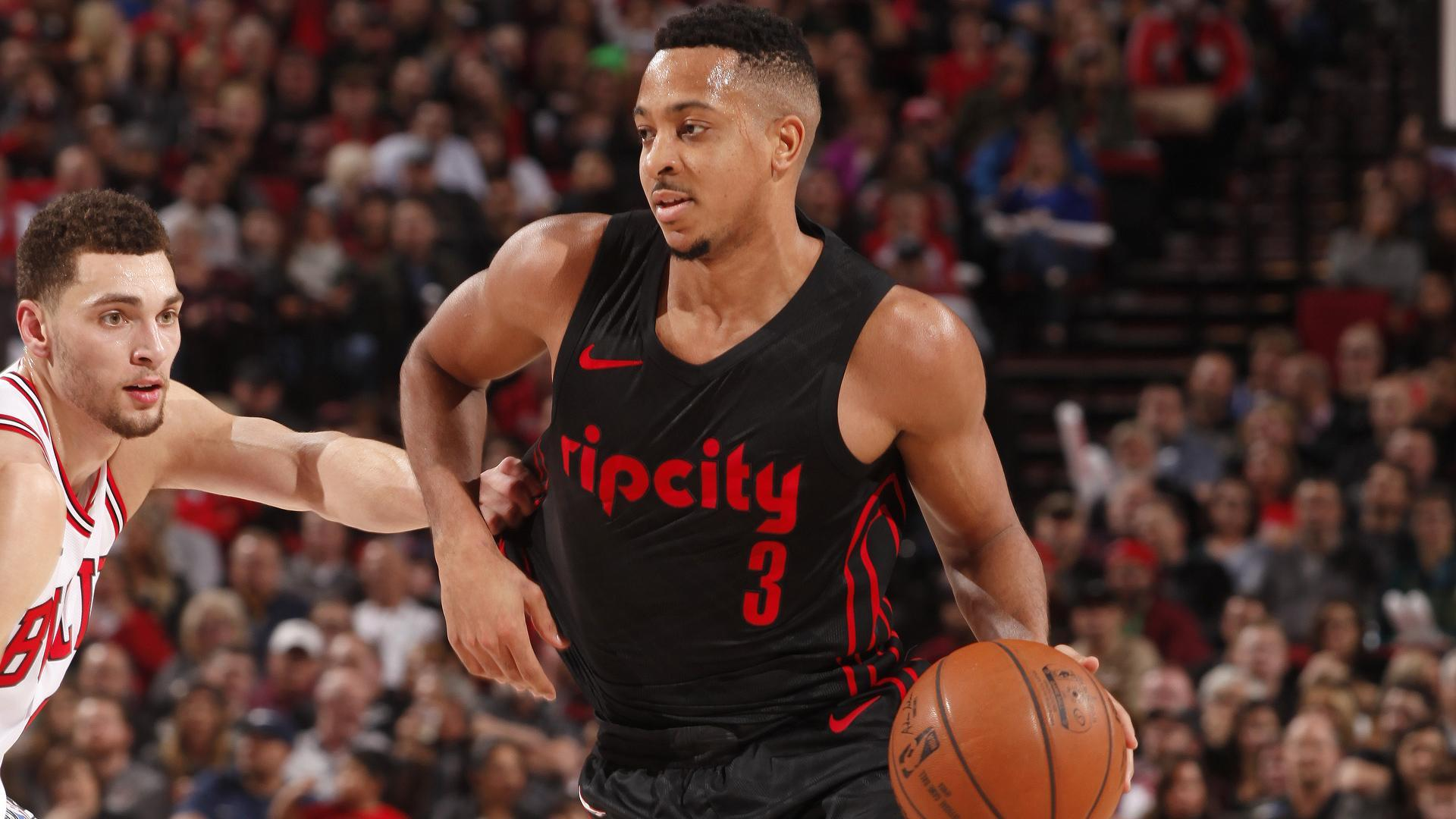CJ McCollum Agrees To $100 Million Extension With Blazers