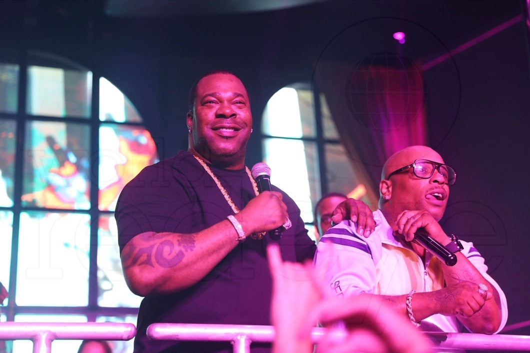 Busta Rhymes Reportedly Removed From Plane For Argueing With Other Passenger