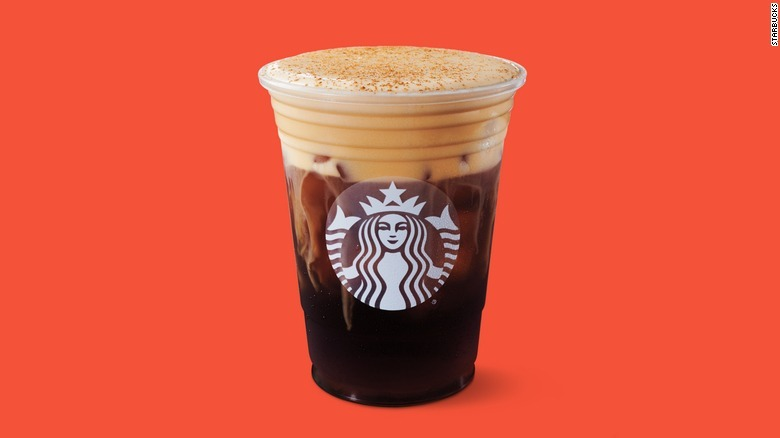 Starbucks Is Adding A New Pumpkin Drink To The Fall Lineup