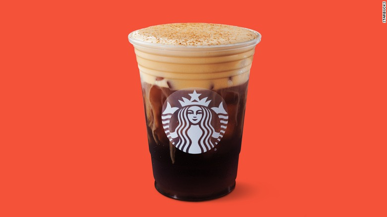 Starbucks Is Adding A New Pumpkin Drink To The Fall Lineup 234888619