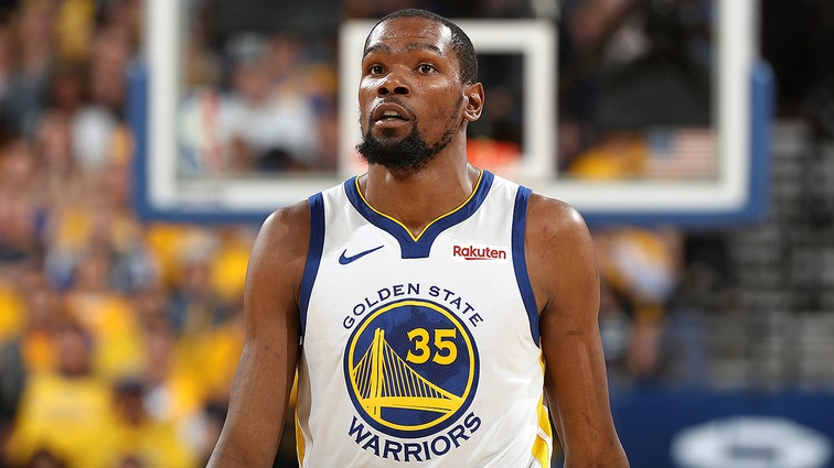 Kevin Durant Speaks Out About Golden State Warriors