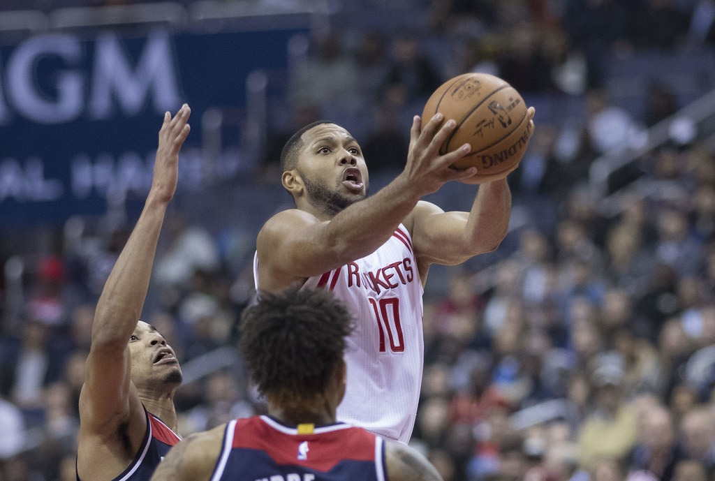 Eric Gordon Gets Contract Extension For $54.5 Million