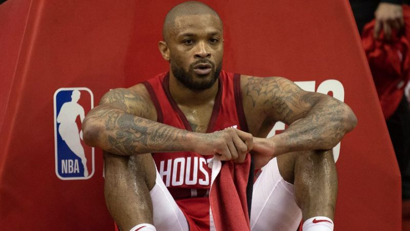 P.J. Tucker Drops Out Of Team USA