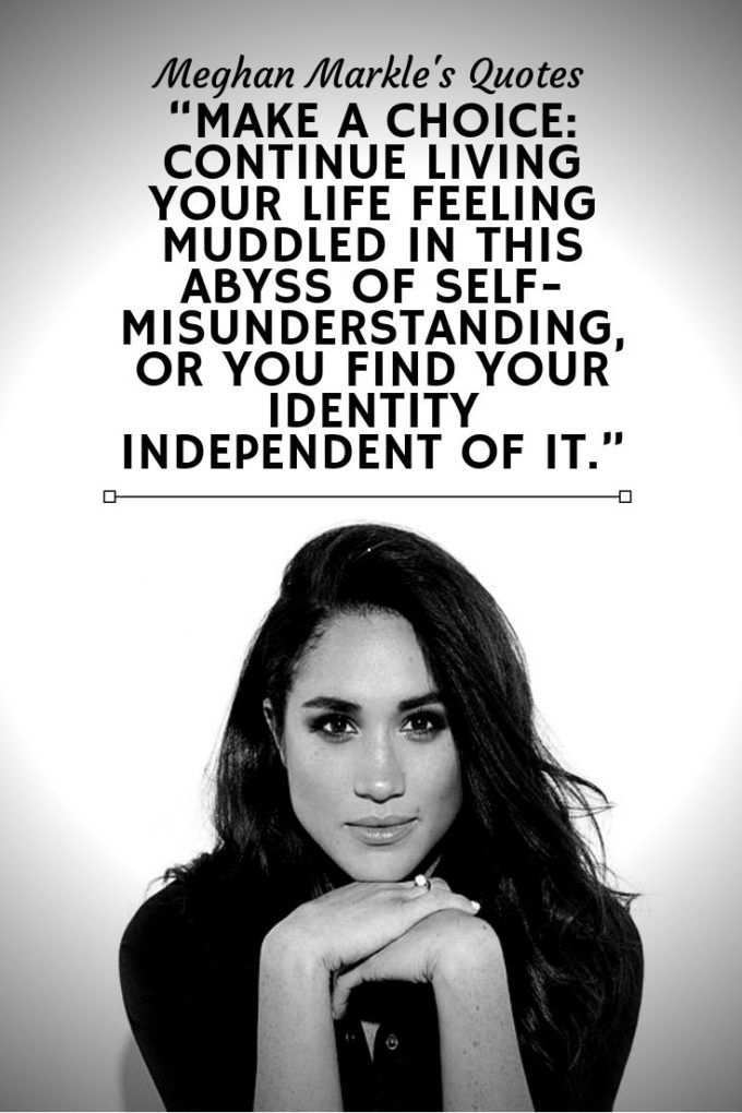 9 Of The Best Meghan Markle Quotes