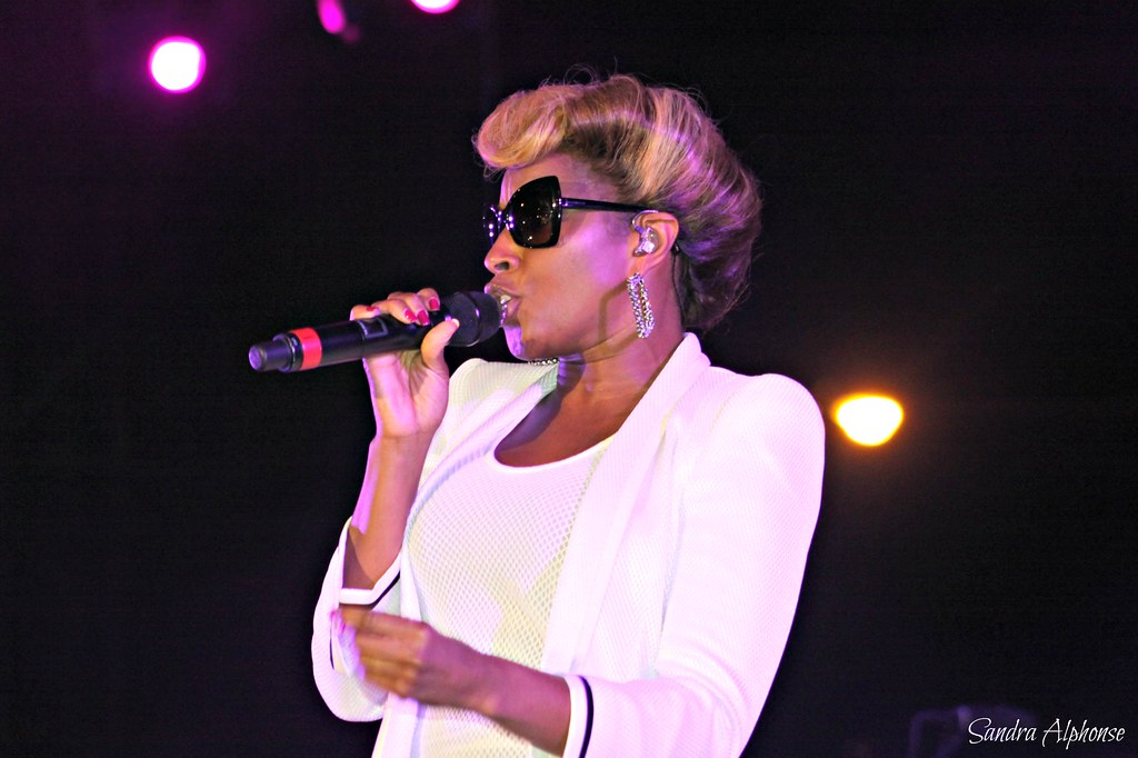 Mary J. Blige Rumored To Owe $1 Million In Back Taxes